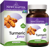 Turmeric Force: Bottle / Vegetarian Capsules: 30 Vegetarian Capsules