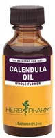 Calendula Oil: 1 Fluid Ounce