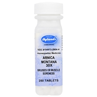 Arnica Montana 30x: Bottle / Tablets: 250 Tablets