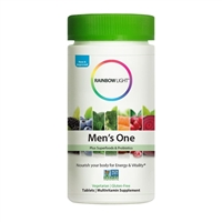 Men's One Multivitamin: Bottle / Capsules: 120 Tablets