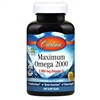 "Maximum Omega 2000â""¢ : 2,000 mg, 60 Softgels"