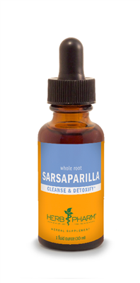 Sarsaparilla Extract: Dropper Bottle / Liquid: 1 Fluid Ounce