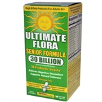 Ultimate Flora Senior Formula: Bottle / Capsules: 30 Capsules