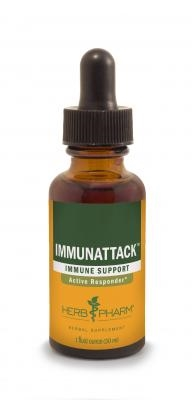 Immunattack 1 ounce: bottle tincture