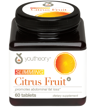 Slimming Citrus Fruit: Bottle / Tablets: 60 Tablets