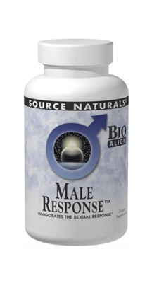 Male Response: Bottle / Tablets: 30 Tablets