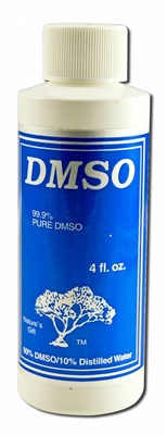 DMSO 90%: Bottle / Liquid: 4 Fluid Ounces