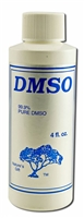 DMSO 99.9%: Bottle / Liquid: 4 Fluid Ounces