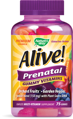 Prenatal Multivitamin Gummy 75 ct