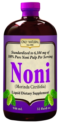 Noni Liquid : Bottle / Liquid: 32oz