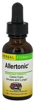 Allertonic 1 oz.: Dropper Bottle / Alcoholic Extract: 1 Fluid Ounce