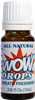 WOW Drops Breath Freshener: Bottle / Liquid: .338 Fluid Ounces