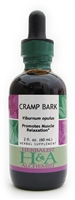 Cramp Bark: Dropper Bottle / Organic Alcohol Extract: 1 Fluid Ounce Only