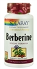 Berberine Root Extract: Bottle / Vegetarian Capsules: 60 Capsules