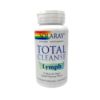 Total Cleanse : Lymph, 60 Vegetarian Capsules