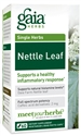 Nettle Leaf: Bottle / Vegetarian Liquid Phyto-Caps: 60 Capsules