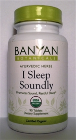 I Sleep Soundly: Bottle / Tablets: 90 Tablets