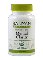 Mental Clarity: Bottle / Tablets: 90 Tablets