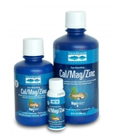 Liquid Cal/Mag/Zinc: Bottle / Liquid: 16 Fluid Ounces