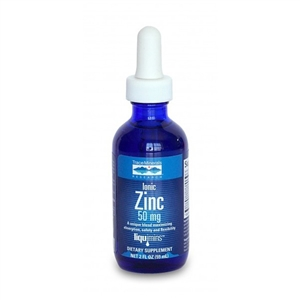 Ionic Zinc: Bottle / Liquid: 2 Fluid Ounces