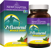 Zyflamend Whole Body / 180 Vegetarian Capsules