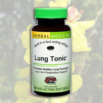 Lung Tonic 60 Softgels