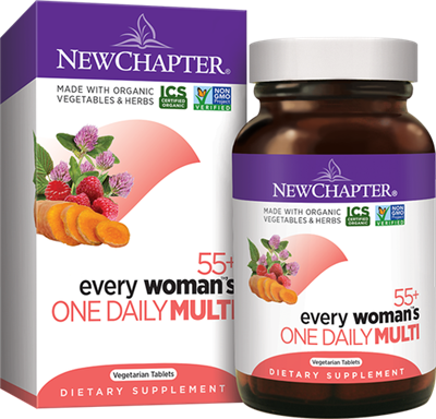 Every Woman's One Daily 55+ 48s: Bottle / Tablets: 48 Tablets