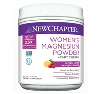 Women's Magnesium Powder + Tart Cherry : 85 Grams