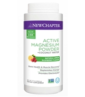 Active Magnesium Powder + Coconut Water : 218 Grams