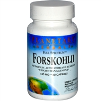 Forskohlii, Full Spectrum: Bottle / Capsules: 60 Capsules