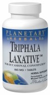 Triphala Laxative: Bottle / Tablets: 120 Tablets