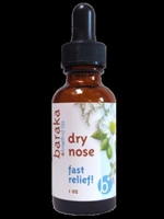 Baraka Dry Nose Oil 1 ounce: Bottle /Liquid: 1 ounce liquid