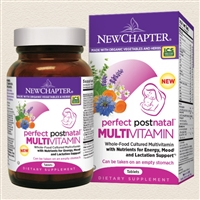 Perfect Postnatal Multivitamin 192s: Bottle / Tablets: 192 Tablets