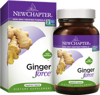 Ginger Force / 30 Vegetarian Capsules