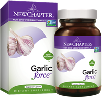 Garlic Force / 30 Vegetarian Capsules