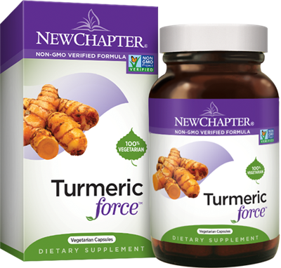 Turmeric Force / 60 Vegetarian Capsules