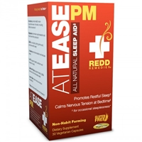 At Ease PM 30 Vegetarian Capsules