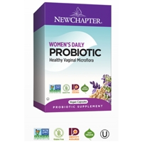 Women's Daily Probiotic : 30 Capsules