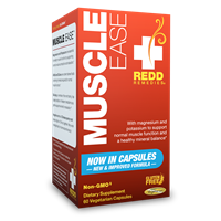 Muscle Ease 60s: Bottle/Capsules: 60 vegetarian capsules
