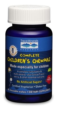 Complete Children's Chewable™: Bottle / Chewable Wafers: 60 Wafers