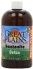 Great Plains Bentonite Detox: Bottle / Liquid: 16 Fluid Ounces