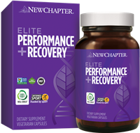 Elite Performance + Recovery / 60 Vegetarian Capsules