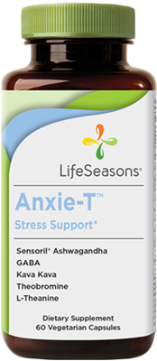 "Anxie-Tâ""¢ Stress Support: Bottle / Vegetarian Capsules: 60 Capsules"