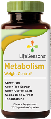Metabolism Weight Control: Bottle / Vegetarian Capsules: 70 Capsules