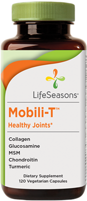 "Mobili-Tâ""¢ Joint Pain Health Supplement: Bottle / Vegetarian Capsules: 120 Capsules"
