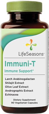 Immuni-T Supplement, 21 capsule trial size