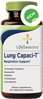 Lung Capaci-T Supplement, 90 capsules