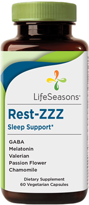 Rest ZZZ Natural Sleep Aid 60 capsules