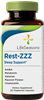 Rest ZZZ Natural Sleep Aid Value Size 120 capsules
