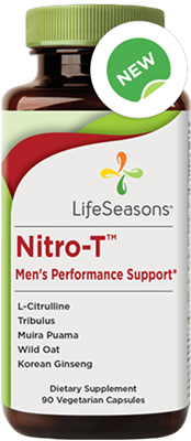 Nitro-T Nitric Oxide: 21 capsules Trial Size
